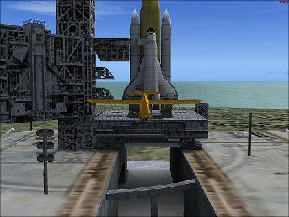 space shuttle simulator epcot - photo #27